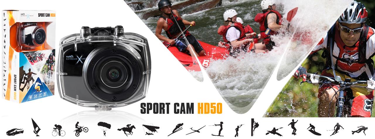 KAMERA NATEC HD50