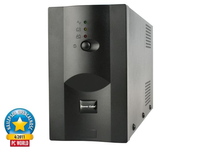 UPS ENERGENIE LINE-INTERACTIVE 650VA 2X IEC 230V OUT