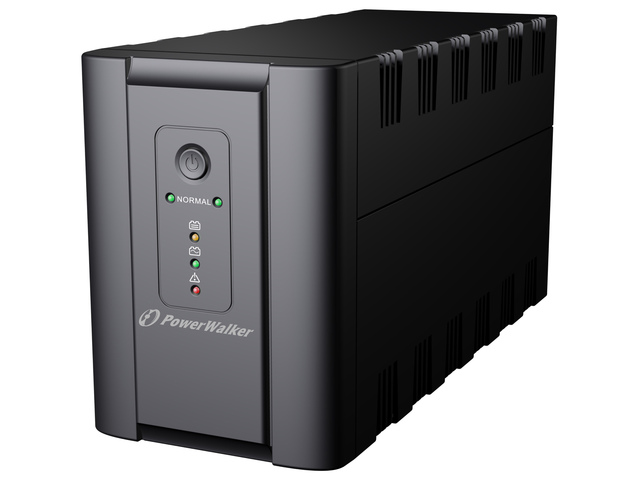 UPS POWERWALKER LINE-INTERACTIVE 1200VA 2X 230V PL + 2X IEC OUT, RJ11/RJ45 IN/OUT, USB