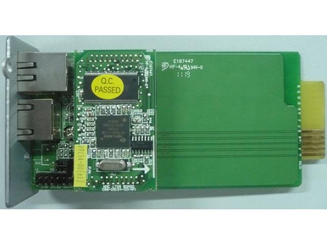 MODUŁ SNMP DLA UPS POWERWALKER VI RT LCD / VFI RT/T LCD, VFI 3/1