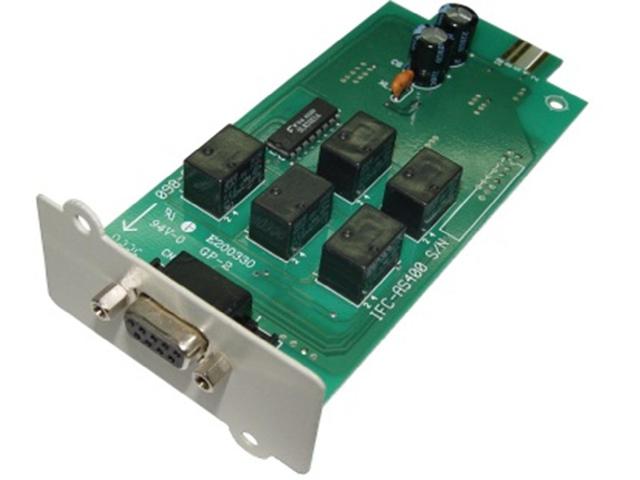MODUŁ AS/400 DLA UPS POWERWALKER VI 1000/1500/2000/3000RT LCD