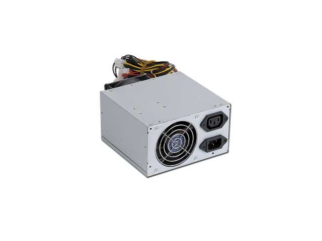 ZASILACZ GEMBIRD INTEL 2.2 550W PFC, 2-FAN +KABEL