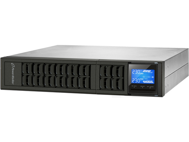 UPS POWERWALKER ON-LINE 2000VA 4X IEC OUT, USB/RS-232, LCD, RACK 19