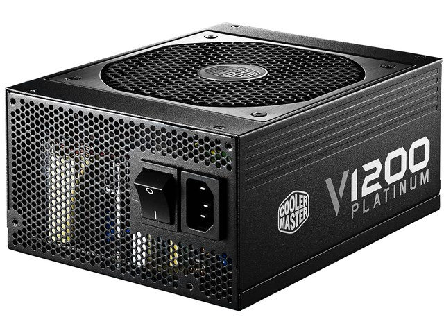 Zasilacz PC Cooler Master V-Series 1200W