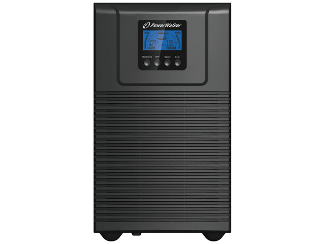 UPS POWERWALKER ON-LINE 2000VA TG 4X IEC OUT, USB/RS-232, LCD, TOWER, EPO