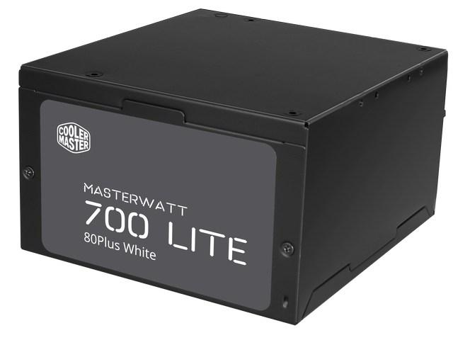 ZASILACZ COOLER MASTER MASTERWATT LITE 700W 80+