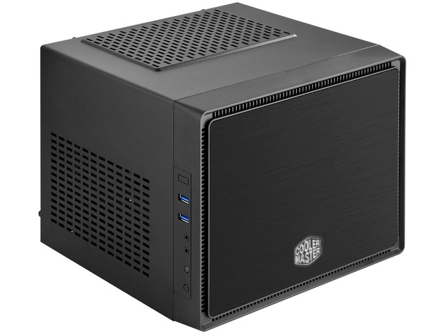 OBUDOWA COOLER MASTER ELITE 110A BLACK MINI ITX BEZ PSU