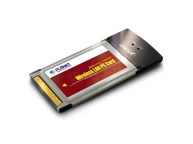 KARTA SIECIOWA PLANET WML-3565 G54 PCMCIA WIFI