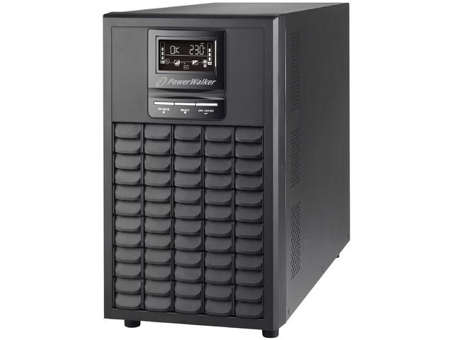 UPS POWERWALKER ON-LINE 1/1 FAZY 2000 VA CG PF1 USB/RS-232, 8 X IEC C13, EPO, WOLNOSTOJĄCY