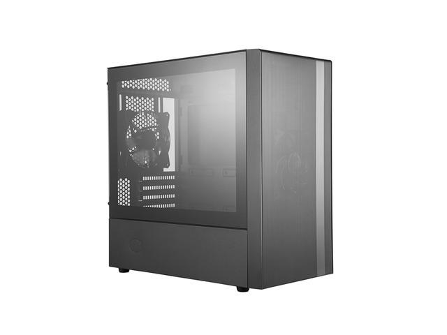 OBUDOWA COOLER MASTER MASTERBOX NR400 MINI TOWER Z OKNEM BEZ PSU WO/ODD