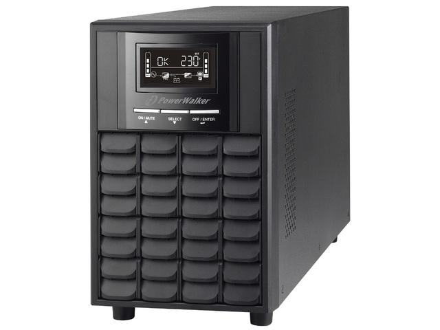 UPS POWERWALKER LINE-INTERACTIVE 1500VA 8X IEC OUT, RJ11/RJ45 IN/OUT, USB, SNMP SLOT