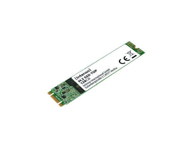 DYSK WEWNĘTRZNY INTENSO TOP SSD 128GB M.2 2280 SATA III