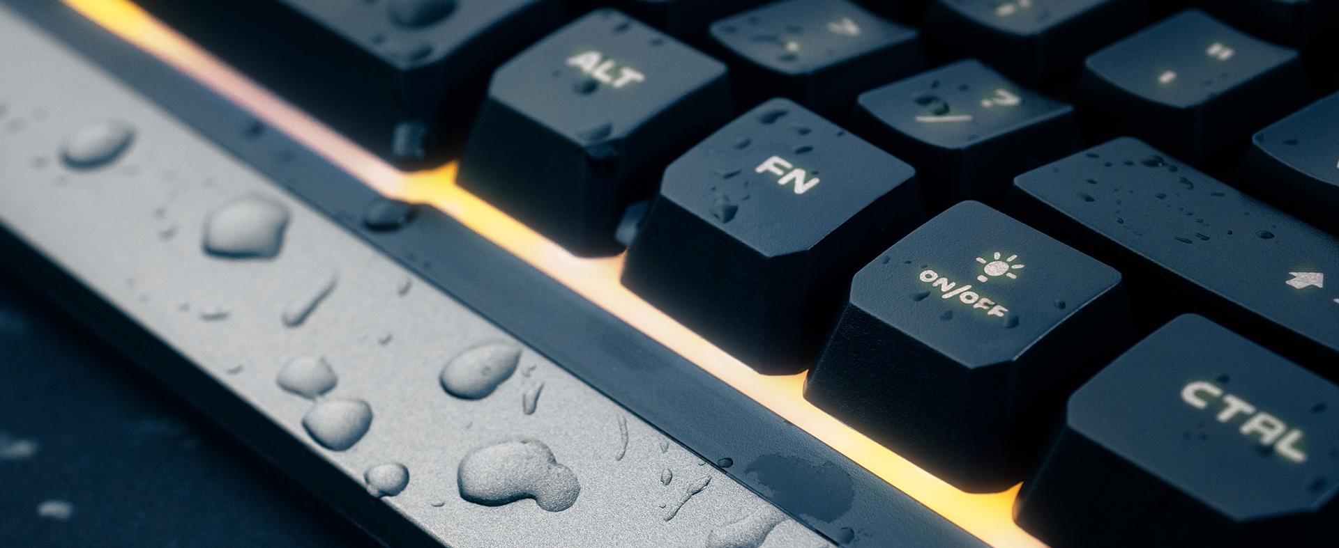 backlit gaming keyboard genesis rhod 300 us layout 8