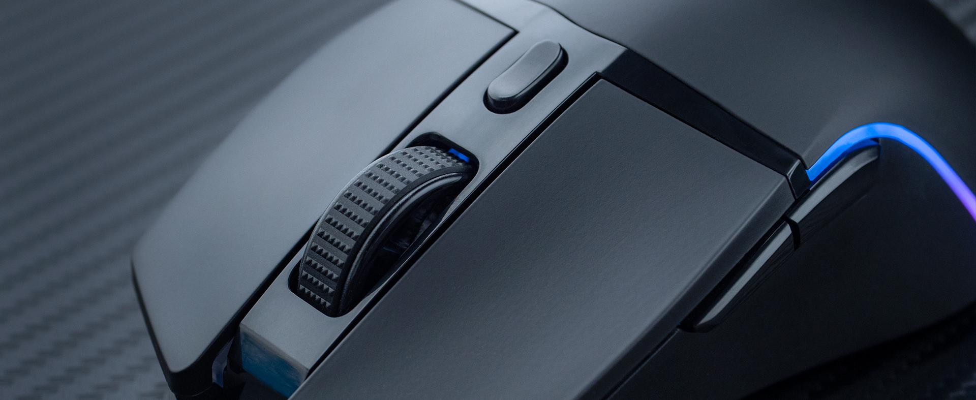 gaming mouse genesis krypton 220 6400 dpi rgb black software 4
