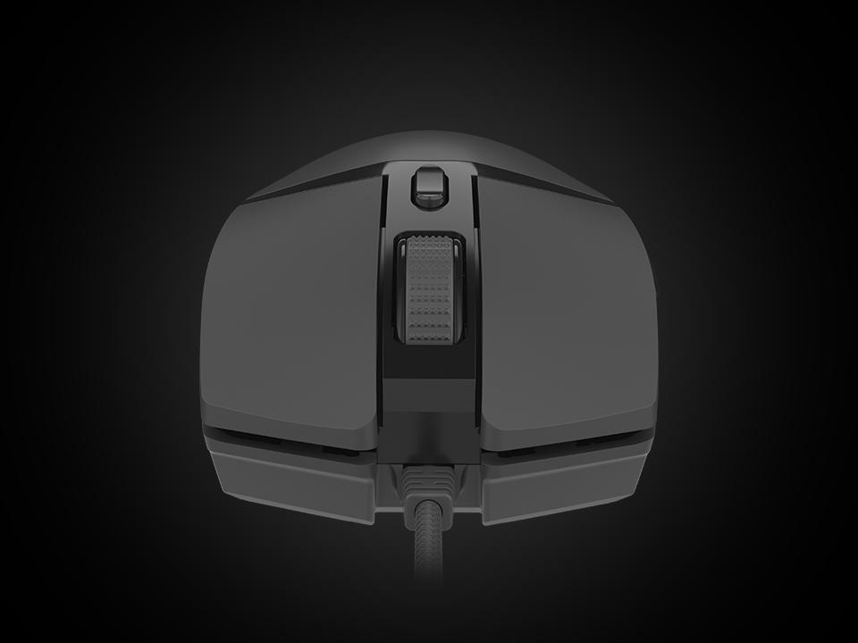 gaming mouse genesis krypton 220 6400 dpi rgb black software 7