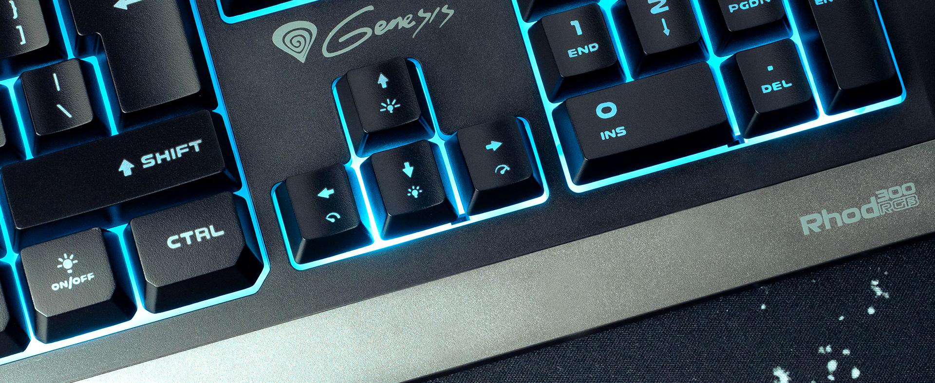 backlit gaming keyboard genesis rhod 300 us layout 4