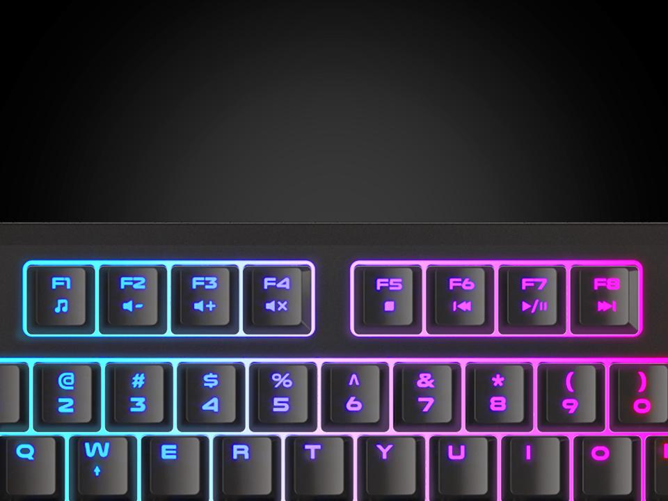 backlit gaming keyboard genesis rhod 300 us layout 6