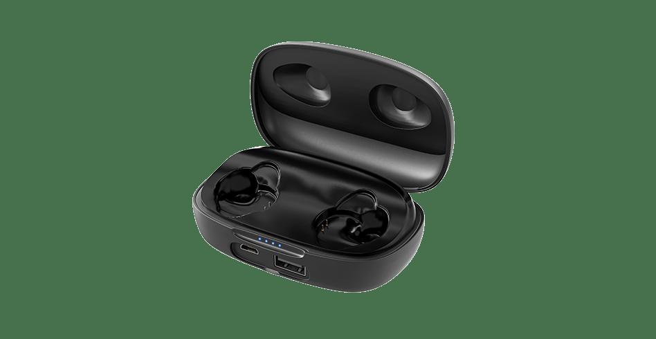 earphones natec soho tws wireless microphone black 4