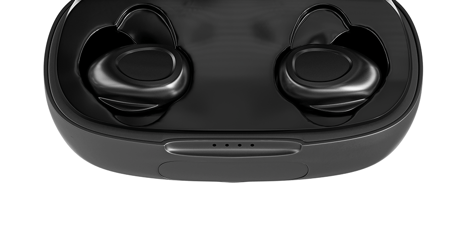 earphones natec soho tws wireless microphone black 7