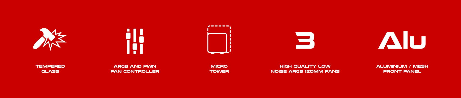 pc kasası genesis irid 513 argb mikro pencere 2