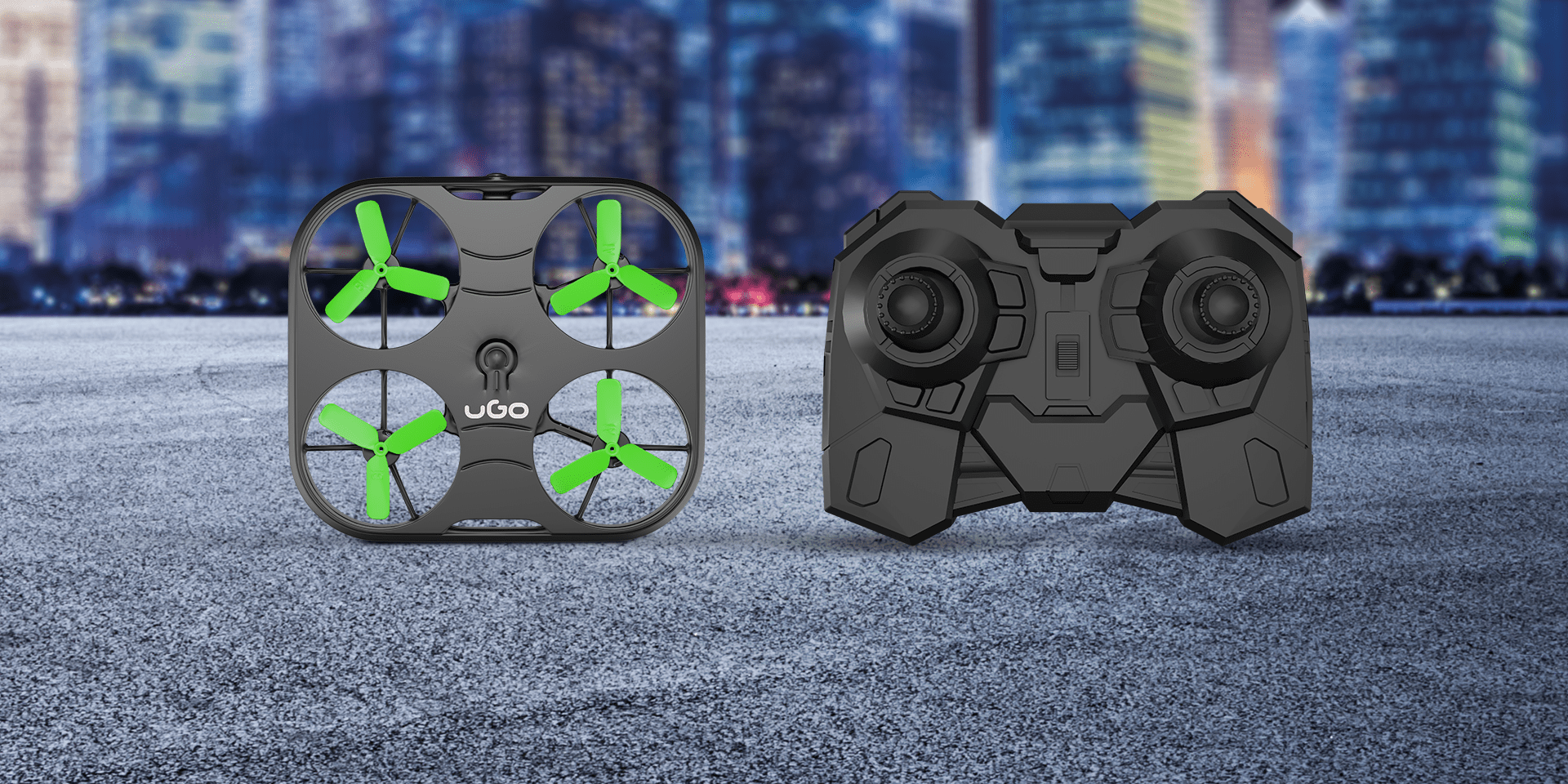 drone ugo zephir 3.0 3