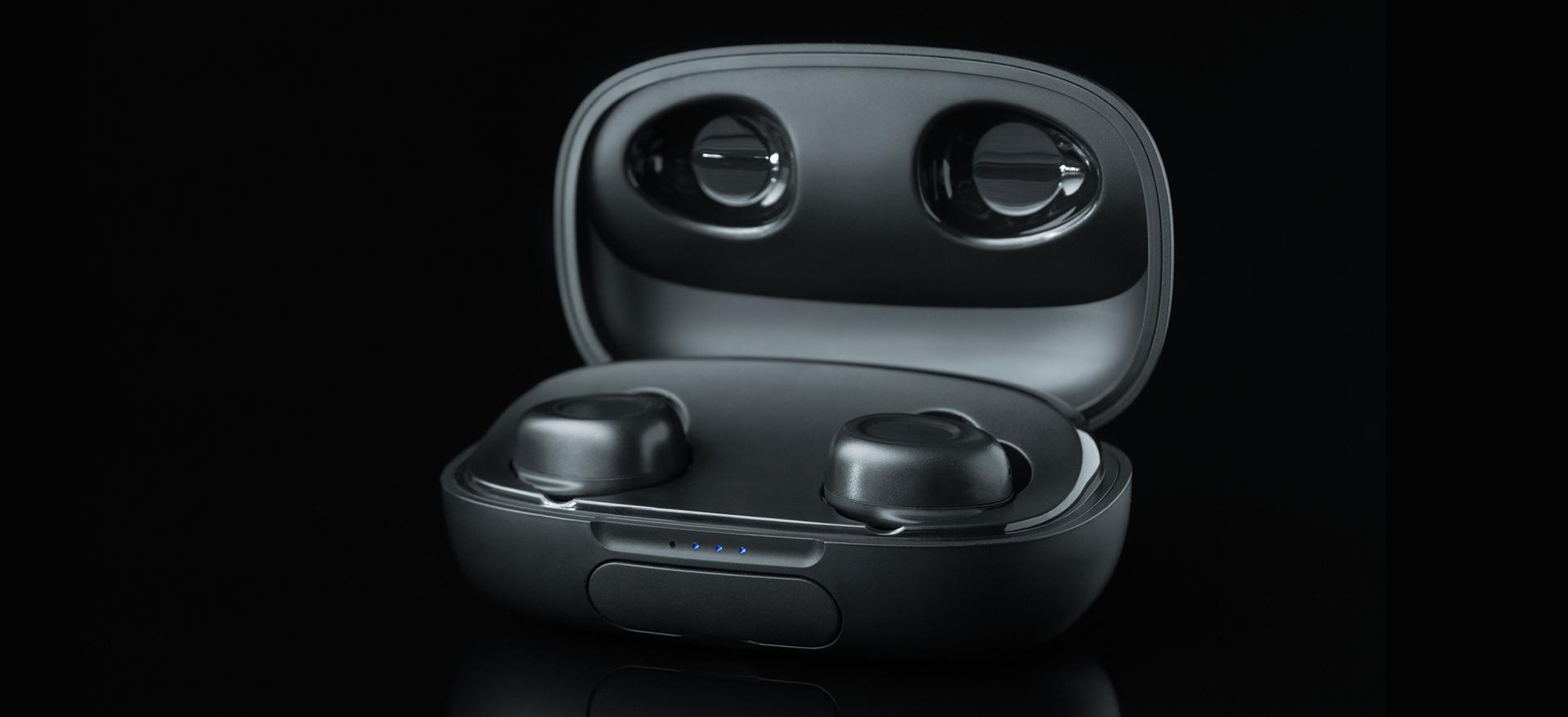 earphones natec soho tws wireless microphone black 2